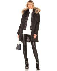 SOIA & KYO - Christy Jacket With Fur Trim - Lyst