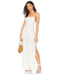 Jen's Pirate Booty - Pompeii Maxi Dress In White - Lyst