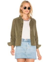 Sincerely Jules | Cropped Denim Jacket | Lyst