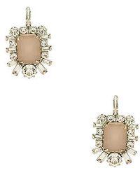 Elizabeth Cole - Petrina Earrings Earring In Metallic Silver. - Lyst