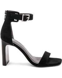 Rag & Bone - Ellis Sandal In Black - Lyst