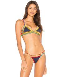 KIINI - Tasmin Bikini Top - Lyst