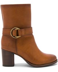 Frye | Addie Harness Boot | Lyst