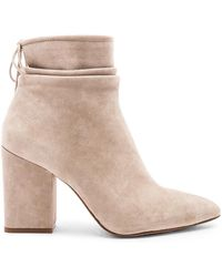 Vince Camuto - Salali Bootie In Gray - Lyst