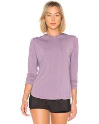 Maaji - Hooded Layer In Lavender - Lyst