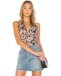 BCBGeneration - Low Bodysuit - Lyst