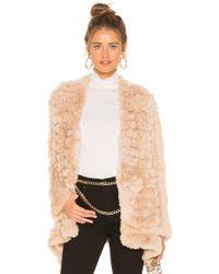 Heartloom - Tilda Fur Jacket - Lyst