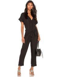 Joie - Jaydana jumpsuit en color negro - Lyst