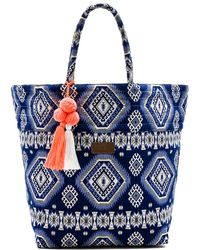 Seafolly - Carried Away Beach Bag - Lyst
