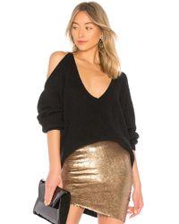 IRO - Oddity Sweater In Black - Lyst