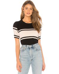 Joie - Rolana Top In Black - Lyst