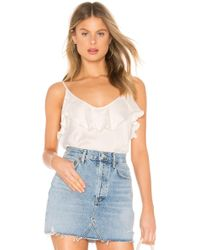 Free People - Body not tired en color ivory - Lyst