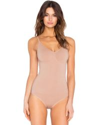 Yummie By Heather Thomson - Conner Convertible Halter Bodysuit - Lyst