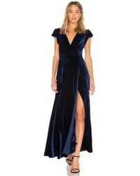 Tularosa - Sid Wrap Dress - Lyst