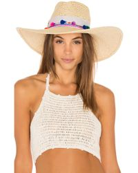 Hat Attack - Surfer Sunhat - Lyst