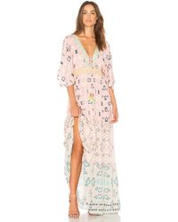 Hemant & Nandita - X Revolve Maxi Dress - Lyst