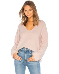 360cashmere - Eloise Hoodie In Rose - Lyst