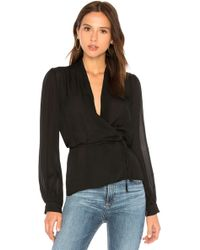 L'Agence - Cara Top - Lyst