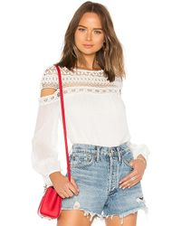 Bailey 44 - Cotton To Top In White - Lyst
