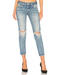 Moussy - Latrobe Tapered Jean - Lyst
