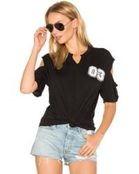 Jet by John Eshaya - Exposed Patch Tee - Lyst