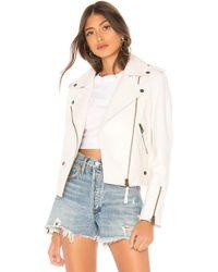 Mackage - Baya Leather Jacket - Lyst