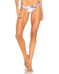 Luli Fama - Brazilian Reversible Bikini Bottom - Lyst