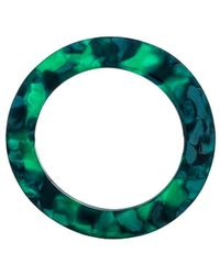 8 Other Reasons - Newport Hair Pin In Green. - Lyst