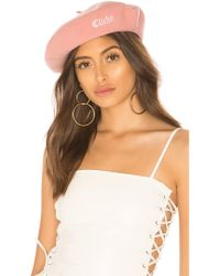 Don - Beret In Pink - Lyst