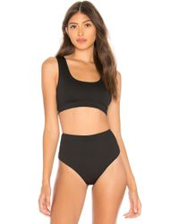 Ow Intimates - Hanna Bra In Black - Lyst