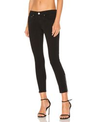 Calvin Rucker - True Hearts Zip Crop Jean - Lyst