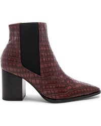 RAYE - X House Of Harlow 1960 Nick Bootie In Brown - Lyst