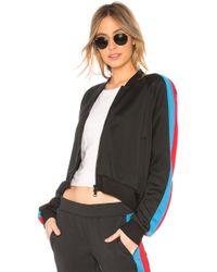 Pam & Gela - Crop Track Jacket - Lyst