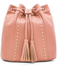 BCBGeneration - Tassel Backpack - Lyst