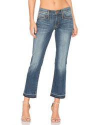Calvin Rucker - Liv 4 Love Cropped Flare - Lyst