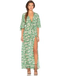 Chloe Oliver - Luxxe Life Maxi Dress - Lyst