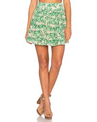 Chloe Oliver - Country Club Babe Mini Skirt - Lyst