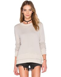 Fine by Superfine - Sweater Pullover - Lyst