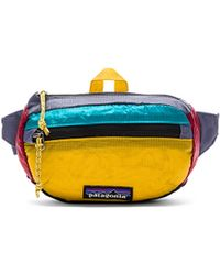 Patagonia - Lightweight Travel Mini Hip Pack - Lyst