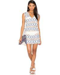 Queen & Pawn - Ios Lace Mini Dress - Lyst