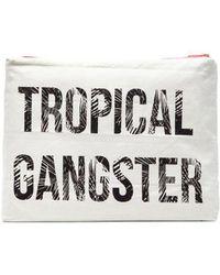 Samudra - Tropical Gangster Pouch - Lyst
