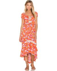 Spell & The Gypsy Collective - Revolver Kerchief Dress - Lyst