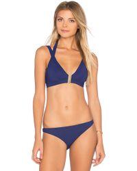 Thapelo - Camillia Bikini Top - Lyst