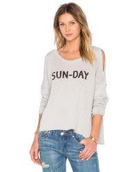 Tyler Jacobs - Lupe Sun Day Sweatshirt - Lyst