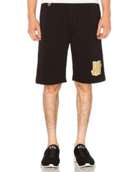 Undefeated - 5 Strike Jersey Shorts - Lyst