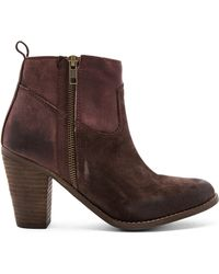 Rebels - Shelby Booties - Lyst