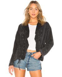Young Fabulous & Broke - Dorian Jacket In Black - Lyst