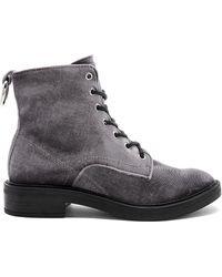 Dolce Vita - Bardot Boot In Charcoal - Lyst