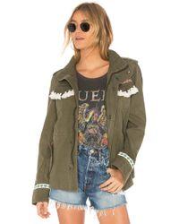 Hemant & Nandita - Tassel Jacket In Green - Lyst