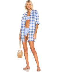 Nanette Lepore - Shirt Dress - Lyst